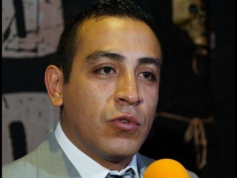 Luis Fernando Peña Semana del 9 al 13 de noviembre